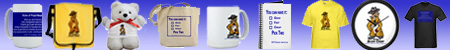 Mugs, mousepads, sportswear, and more for the PM Professional